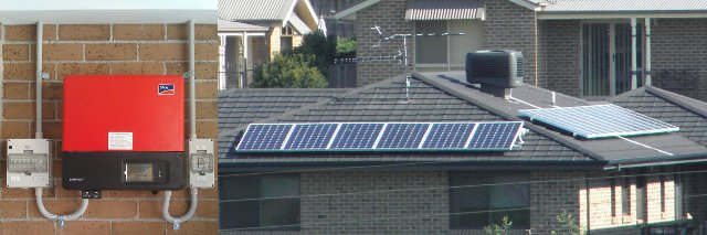 Tubsta house finally goes solar